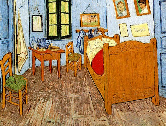 La camera di Vincent ad Arles – Socialismo.info